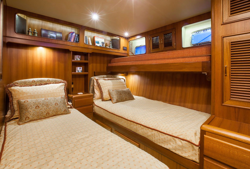 Fleming 55 Luxury Motoryacht For Sale - Burr Yacht Sales, Inc